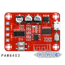 Bluetooth Decoder With Power Amplifier 4.2 Lossless Receiving Module Decoder DIY