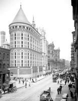 "1905 Manhattan Detention Center, NYC, NY Old Photo 8.5"" x 11"" Reprint"