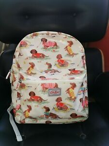 Cath Kidston Cath Kids School bag with very cute dogs pattern