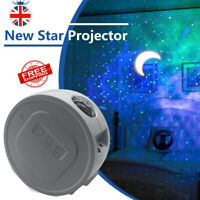 LED Ocean Star Projection Light Nebula Night Light Starlight Sleep USB Light UK~