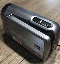 Camcorder Panasonic SDR-S15 Videokamera Sehr Guter Zustand. Mit Zubehörpaket