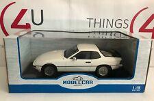 MCG 1:18 Porsche 924 Turbo 1979 wit nieuw in verpakking