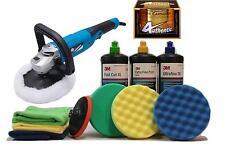 Kit de Lustrage 3M Premium Soft99 Authentic - Special Carrossier