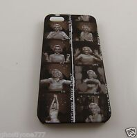 for Iphone 5 5S phone case Marilyn Monroe black white negative pictures print