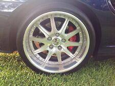 "Porsche 996 Turbo 19"" Wheel Set"