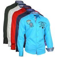 Hemd Hemden Herrenhemd Shirt bestickt Bestickung Stickerei Binder de Luxe 811