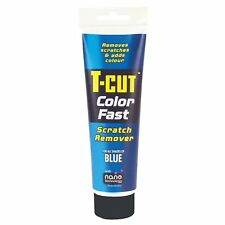 T Cut Carplan Color Fast Scratch Remover Abrasive Compound Car Polish Paste BLUE