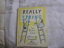 Really Spring Gene Zion 1956