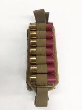 Shotgun 12 Guage Pull-Out Shell Carrier Pouch Kryptek -  Hi-Tech Custom Concepts