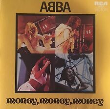 Abba Money Money Money b/w Crazy World 45 Australian Pressing VGC