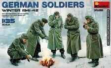 MiniArt 35218 German Soldiers Winter 1941 1942 - deutsche Soldaten - 1:35