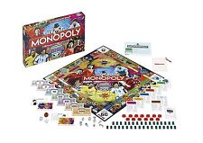 MONOPOLY - WORLD FOOTBALL STARS - Hasbro C10021020 - NEU