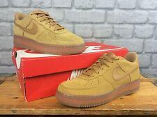 Nike UK 3 EU 35.5 Air Force 1 LV8 3 Blé Daim Gum Baskets