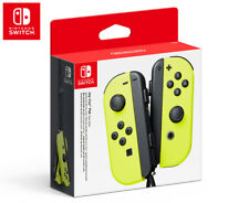 Nintendo Switch Joy-Con Controller Pair - Neon Yellow