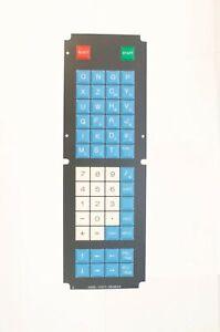 FANUC membrane keysheet keypad P/N: A98L-0001-0646#A
