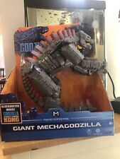Monsterverse Playmates Godzilla Vs. Kong 11 inch Giant MechaGodzilla In Hand