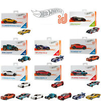 Hot Wheels Id Vehicles 2019 Series Premium HotWheels Experience For Kids