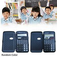 Multi Functional Pocket Scientific Calculator With Clock Student School Supplies