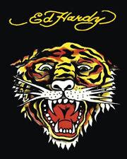 Poster ED HARDY - Tattoo  Tiger  40x50cm  NEU!!!  z006