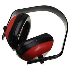 Hearing Protector Noise Reduction Ear Earmuff Ear Muff Pad Adjustable Headband