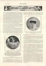 1906 Rhoda Ray Freda Vaal Mischa Elman Refuses £30,000 Contract