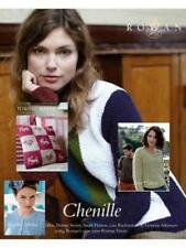 Patrons et modèles Rowan pour crochet et tricot