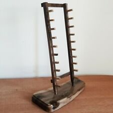 The Floor Stand for Knives - 10 Layer - Natural Wood (Walnut)