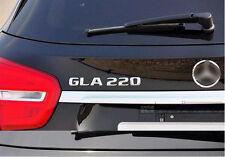 E652 GLA220  Emblem Badge auto aufkleber 3D Schriftzug Plakette car Sticker A220