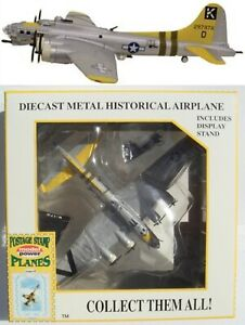 Postage Stamp 1/155 Scale B-17G Flying Fortress A Bit O' Lace 5402-1 Model Power