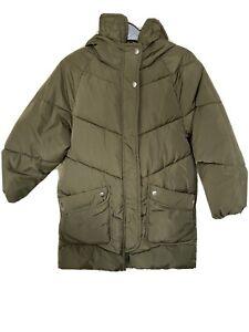 Zara kids Girls Coat Size 8