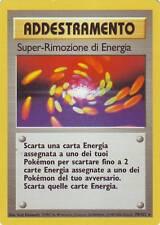ADDESTRAMENTO - 79/102 - POKEMON - SUPER-RIMOZIONE DI ENERGIA - ITALIANO - EX