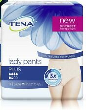 TENA lady pants Plus New Discreet Protection. Talla M
