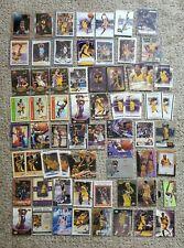 🔥67 CARD MAMBA LOT - Kobe Bryant Insert/Base lot from 1996 to 2019 w/RCs!🔥