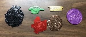 ALLA 2021 Collector Pack Aluminum New Orleans Mardi Gras Doubloons MORGUS