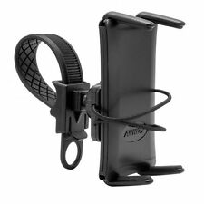 "SM634: Arkon Motorcycle Bike Handlebar Strap Mount for Smartphone & 7"" 8"" Tablet"