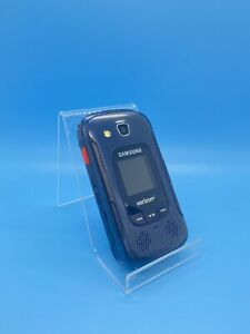 9/10 Condition! Samsung Convoy 4 - Blue - Unlocked - Fast Shipping!