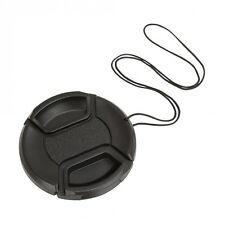 58mm Universal Center Pinch Lens Cap UK Seller