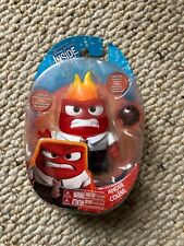 Tomy Disney Pixar Inside Out Figure - Anger, Sadness, Joy New