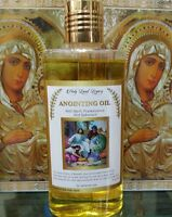 Anointing Oil Jerusalem Frankincense, Myrrh Spikenard 250ml 8.45oz, Holy Land