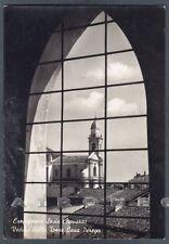 NOVARA CARPIGNANO SESIA 17 CASA PEREGO Cartolina FOTOGRAFICA viaggiata 1958