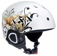 Ultrasport Casco Da Sci/Snowboard Race Edition, dimensioni 61-62 cm-New