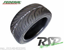 1 x NEW 245 35 18 FEDERAL 595-RSR 88W TRACK ROAD TYRE 245/35/ZR18 Sheffield