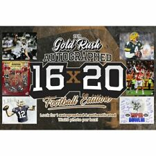 HOUSTON TEXANS Gold Rush 16x20 NFL Football poster LIVE BREAK