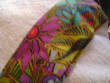 Laurel Burch: Socks, Knee High Jungle Floral Size 9-11 NWT