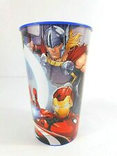 Brand New Marvel Avengers Comics Superhero Collectible Drinking Hard Plastic Cup
