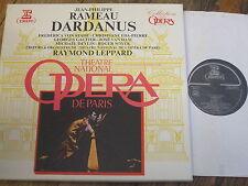 STU 71416 Rameau Dardanus / Eda-Pierre / Leppard etc. 2 LP box