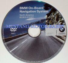 2007 2008 BMW E65 E66 750i 750Li 760Li Navigation DVD # 621 Map Edition © 2007.1