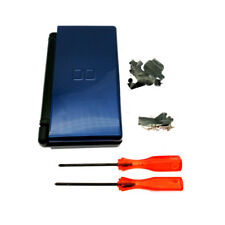 Top Blue Bottom Black Housing Shell Case For Nintendo DS Lite NDSL DSL