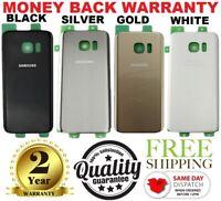 Original Samsung Galaxy S7 G930 Back Housing Battery Cover Rear Door Glass oem