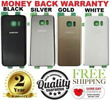 Samsung Galaxy S7 G930 Carcasa Posterior Batería Cubierta De Vidrio Puerta Trasera Envío Gratis